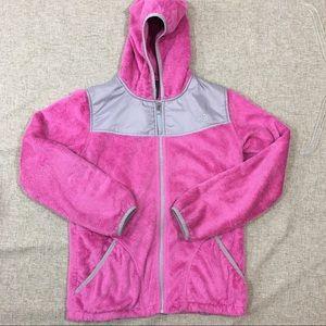 The North Face Girls Fleece Jacket XL